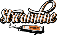 Streamline Barber Co. Logo